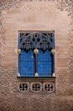 gotiskt fönster Royaltyfria Foton