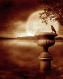gotiskt landskap 15 Arkivbild