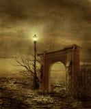 gotiskt landskap 63 stock illustrationer