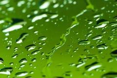 Gotitas de agua foto de archivo libre de regalías