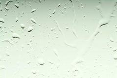 Gotitas de agua Imágenes de archivo libres de regalías