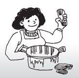 gotować Zdjęcie Royalty Free