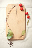 Gotować: pomidory, pikantność i ziele dla gotować, Zdjęcie Royalty Free