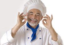 gotować się atrakcyjna Zdjęcia Royalty Free
