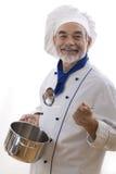 gotować się atrakcyjna zdjęcie stock
