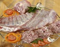 gotowa mięsa Obraz Royalty Free