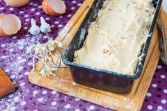 Gotować tort Zdjęcie Royalty Free