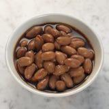 Gotowani arachidy Fotografia Royalty Free