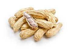 gotowani arachidy Obraz Royalty Free
