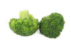 Gotowani brokuły jarzynowi Obrazy Royalty Free