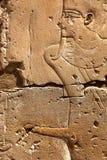 Gott der Ergiebigkeit der Luxor-Tempel, Ägypten Stockbild