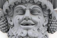 Gott Dionysus (Grieche - Dyonys, Dionysus, Lat. Bacchus) Lizenzfreie Stockfotografie