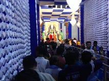 GOTT-GOTT-NATUREN Durga MAA lizenzfreie stockfotografie