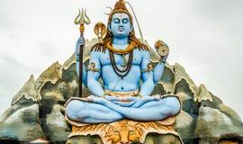 Gott Shiva stockbild