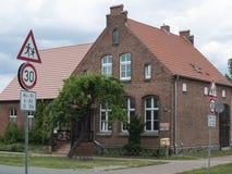 Gottberg-Schule Foto de archivo libre de regalías