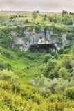 Gottbrücke Stockbild