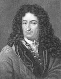 Gottfried Leibniz Royalty Free Stock Image
