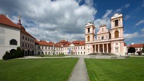 Gottweig Abbey, Wachau, Austria Royalty Free Stock Photography