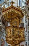 Gottweig-Abteikirche, Österreich Stockfoto