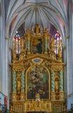 Gottweig-Abteikirche, Österreich Stockfotos