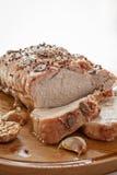 Gotujący pokój mięso obraz stock