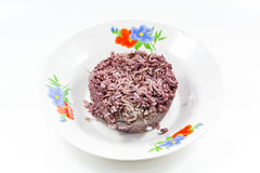 Gotujący ryż Zdjęcie Royalty Free