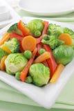 gotujący warzywa zdjęcia stock