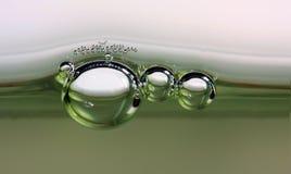 gotuje się ciecz Fotografia Royalty Free