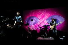 Gotye performs at Bumbershoot Royalty Free Stock Photo