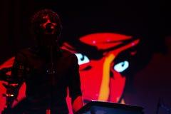 Gotye performs at Bumbershoot Stock Photography