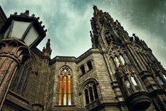 Gotyk Fotografia Royalty Free