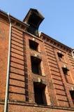 Gotyka dom w Toruńskim, Polska obraz royalty free