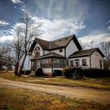 Gotyka gospodarstwa rolnego dom Zdjęcie Royalty Free
