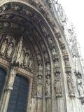 Gotyka styl Fotografia Stock