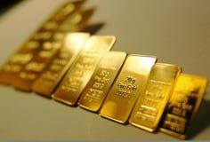 Goud Royalty-vrije Stock Afbeelding