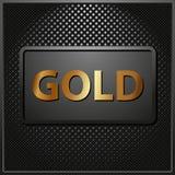 Goud Royalty-vrije Stock Foto
