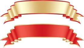 Goud en bureaucratische formaliteiten Royalty-vrije Stock Foto