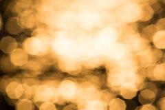 Goud gekleurde achtergrond, schitterende achtergrond, goud Stock Foto's