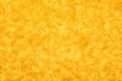 Goud geschilderde canvasachtergrond Royalty-vrije Stock Fotografie