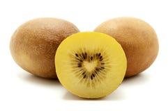 Goud kiwifruit Royalty-vrije Stock Foto