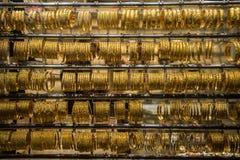 Goud souk van Deira, Doubai royalty-vrije stock fotografie