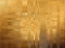 Goud, textuur Stock Fotografie