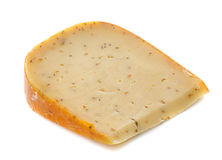 Gouda cheese Royalty Free Stock Images