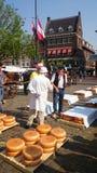 Gouda cheese market Stock Image