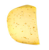 Gouda with cumin Royalty Free Stock Photography