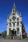Gouda In Holland Royalty Free Stock Image