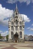 Gouda Townhall, Holland Stock Photography