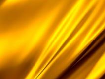 Gouden Abstracte Achtergrond Stock Foto's