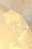 Gouden Abstracte achtergrond-Verticaal Royalty-vrije Stock Afbeelding