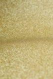 Gouden achtergrond met sterren Royalty-vrije Stock Afbeeldingen